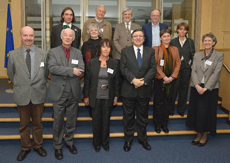 Climate-KIC Chair joins Barroso's advisory council