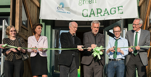 Green Garage: Germany's first climate innovation incubator opens doors