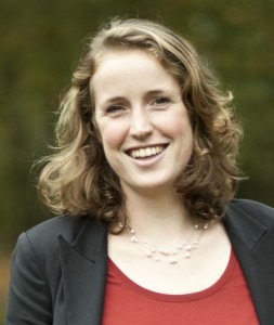 Sanderine van Odijk, President, Climate-KIC Alumni Association