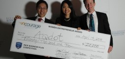 Climate-KIC entrepreneurs win prizes at US business plan competition