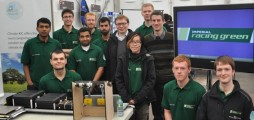 Climate-KIC supported 'green' racing team wins prize at Silverstone