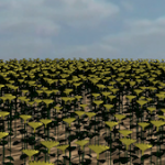 Cybeletech simulates crop-growth