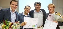 Pectcof and Yellow Pallet win Dutch round of 2013 Venture Competition