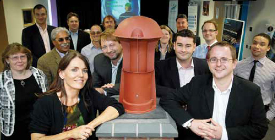 Start-up: A brighter future for ventilation
