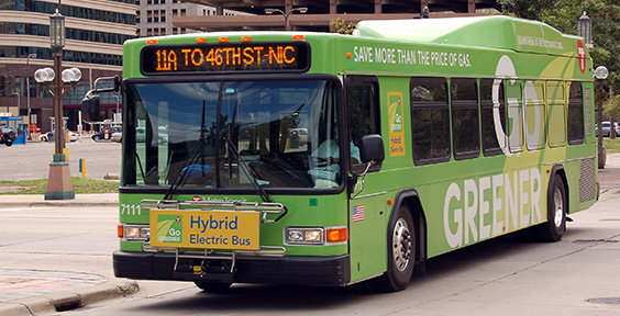 Accelerating the move to Zero Emissions Bus systems