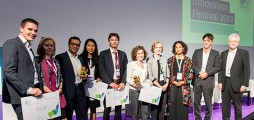 Swiss start-up OsmoBlue wins finals of 2013 Venture Competition