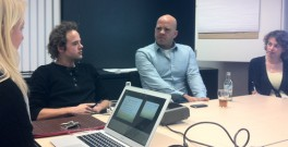 The Dutch climate professionals meet for a Q&A about their experience