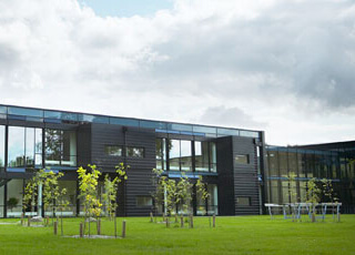 The Lyngby campus