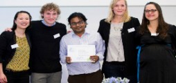 Nordic student competition: winning idea