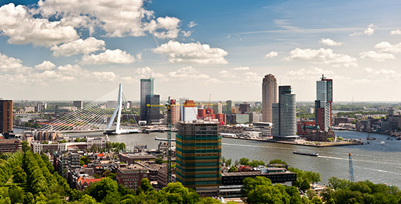 The course will take place in Rotterdam, The Netherlands
