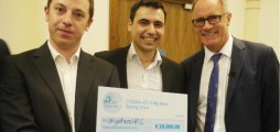AnywhereHPLC's Big Idea wins them a spot on the Climate-KIC UK Accelerator programme