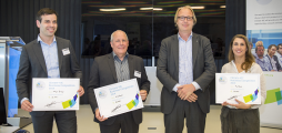 Netherlands: Innovations for floating homes, sagging sewers and dike protection win Climate-KIC Business Competition 2014