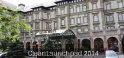 CleanLaunchpad continues journey to Hungary