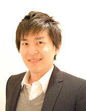 Doctoral student Jun Kono