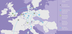 Tværfaglig tilgang for Climate-KIC-mestre ved starten af Europas største klimaændrings-sommerskole