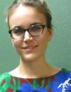 Ana Klobut, Journey 2014 student