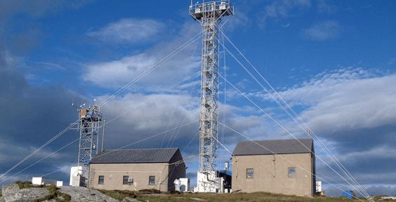 Mace Head measurement station
