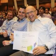 Nordic Power Converters' winning team