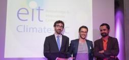 Climate-KIC start-up Ynsect wins prestigious international clean-tech award