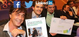 The 2014 Venture Competition on social media, as it happened