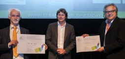 Disdrometrics and Triple Aqua win the Climate-KIC Business Competition in The Netherlands