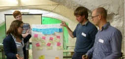 'Scenario planning' helps cleantech start-ups deal with uncertainty, students told in Spark! lecture