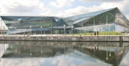 The final sessions of Climate-KIC's first executive education course are taking place at The Crystal in London today