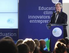 Bertrand van Ee, CEO, Climate-KIC