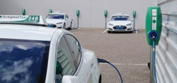 Climate-KIC start-up Cohere enables 30% faster charging for Tesla taxis at Schiphol Airport