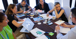 Climate-KIC's ClimateLaunchpad boot camp took place in Athens from 12 - 14 June.