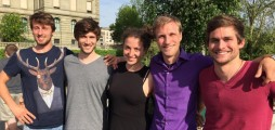 Climate-KIC Master students win Swiss Social Impact Award second time in a row