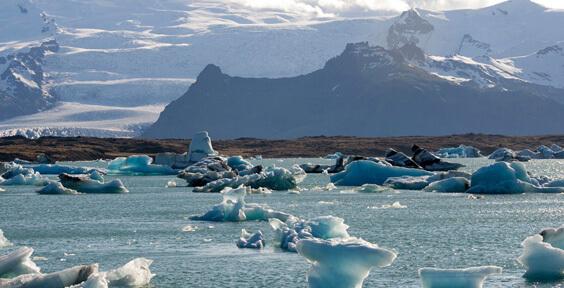 How Reykjavik-based 'Ice Warrior' Björn Erlingsson fights for better climate change models