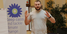 Climate-KIC's ClimateLaunchpad boot camp in Romania took place on 26 - 27 May 2015 in in Timisoara, at the Timis Chamber of Commerce, Industry and Agriculture.