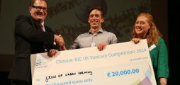 UK: Climate-KIC Venture Competition 2015 national finalists announced
