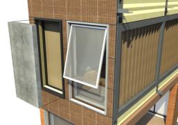 BTA_Next Generation Building Envelope System_Visualisation by Chalmers University of Technology