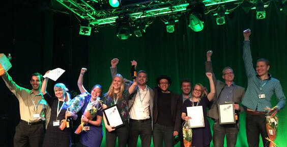 Water-filtering solution Nanomaji wins Finnish finals in Europe's largest clean-tech business idea competition