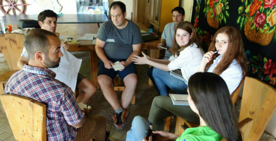 Climate-KIC's Moldovan clean-tech boot camp in 10 photos