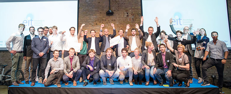 Best cleantech start-ups in Germany compete at the Climate-KIC Venture Competition 2015