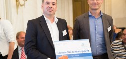Xiriton-technology wins Climate-KIC Runner-up Prize at Sustainable Tuesday in The Netherlands