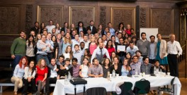 The Journey finalists in Copenhagen
