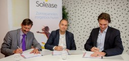 Dutch Climate-KIC start-up Solease raises €4 million project funding