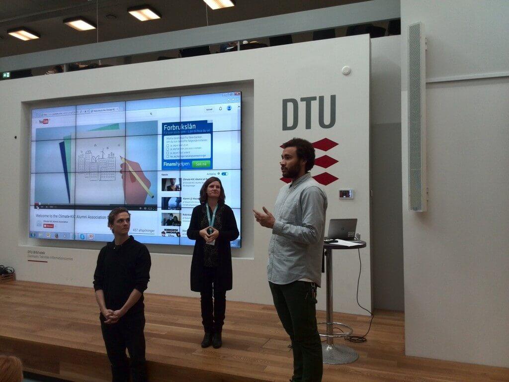 Master Label Introduction Presentation at DTU
