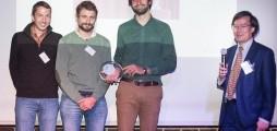 Start-up Nénufar wins French Venture Competition national final