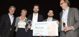 Cleantech start-up Nerdalize from the Netherlands announced as Europe's Best Climate Venture 2015 by Climate-KIC