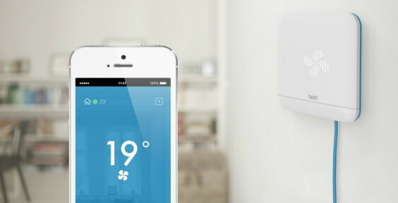 Meet tado°, the Intelligent Climate Control from Germany