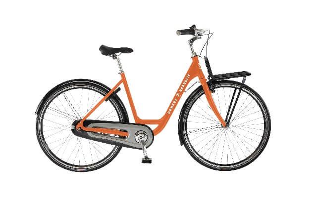 Meet AirDonkey, the bike sharing network from Copenhagen!