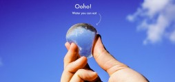UK 'edible water' start-up makes headlines around the globe