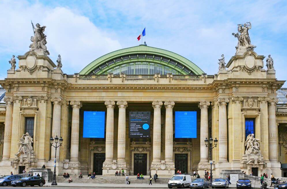 Innovation champions reception at the grand palais - Exposition paris grand palais ...
