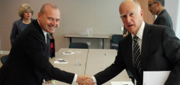 Italy's Emilia-Romagna region signs COP21 climate pact in California
