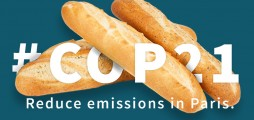 Carbon 'foodprint' app calculates CO₂ impact of dinners at COP21 climate summit in Paris